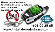 alarma para camiones-instaladoresdealarmas.es